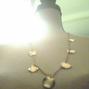 Jewelry - Gold Coin Charm Necklace